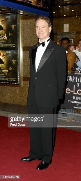 "Kevin Kline during ""De-Lovely"" London Premiere - Arrivals at Empire Leicester Square in London, Great Britain."
