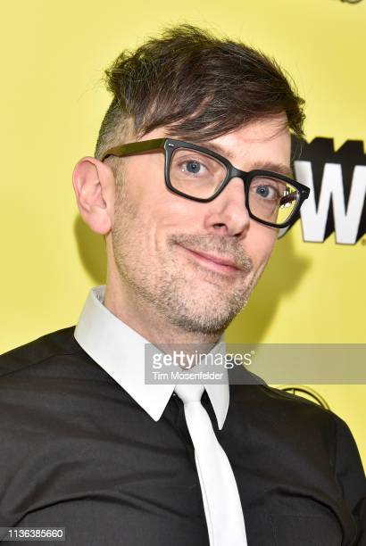 Kevin Kolsch attends the premiere of 'Pet Sematary' during the 2019 SXSW Conference and Festival at the Paramount Theatre on March 16 2019 in Austin...