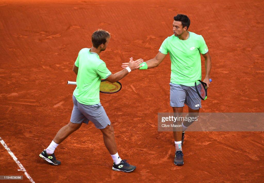 2019 French Open - Day Fourteen : ニュース写真