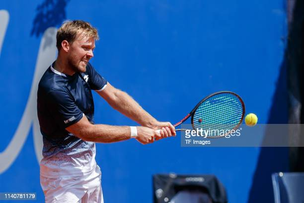 Kevin Krawietz of Germany controls the ball during the BMW Open by FWU at MTTC IPHITOS on May 01 2019 in Munich Germany