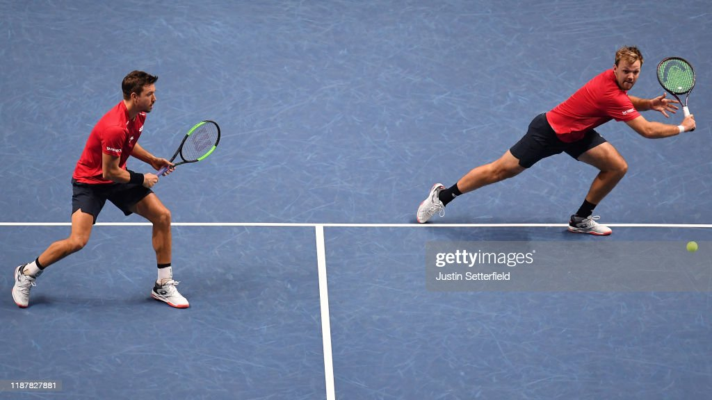 Nitto ATP Finals - Day Six : ニュース写真