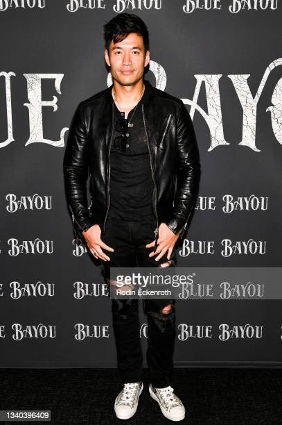 """Kevin Kreider attends the Los Angeles Premiere of Focus Features' """"Blue Bayou"""" at DGA Theater Complex on September 14, 2021 in Los Angeles,..."""