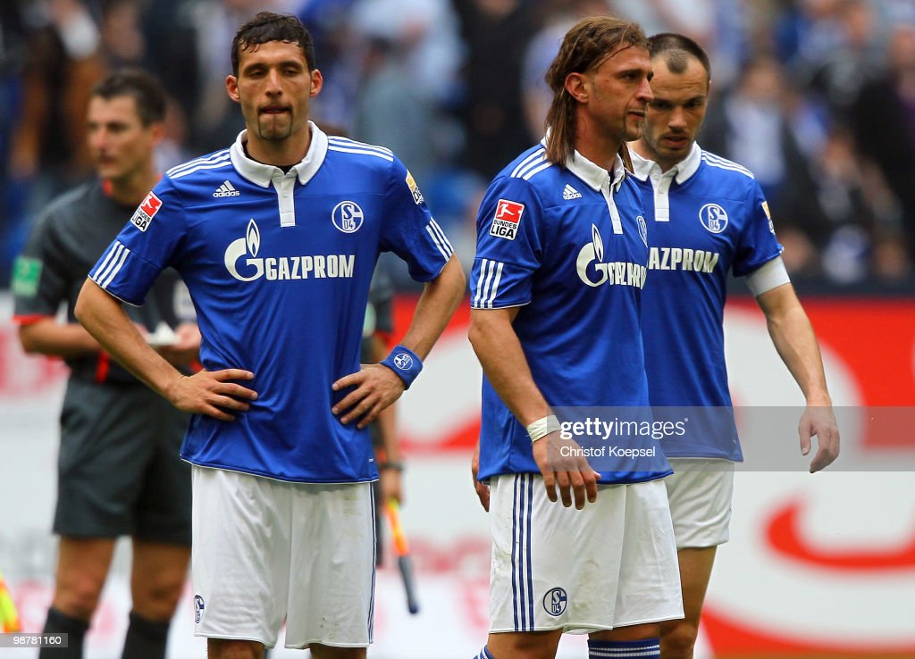 Schalke 04 v Werder Bremen - Bundesliga