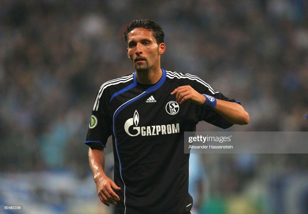 1860 Muenchen v FC Schalke 04 - DFB Cup