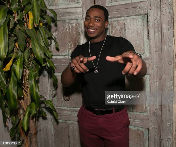 Kevin Langue attends the MetaLife Launch Influencer Dinner at Bacari W 3rd on November 17 2019 in Los Angeles California
