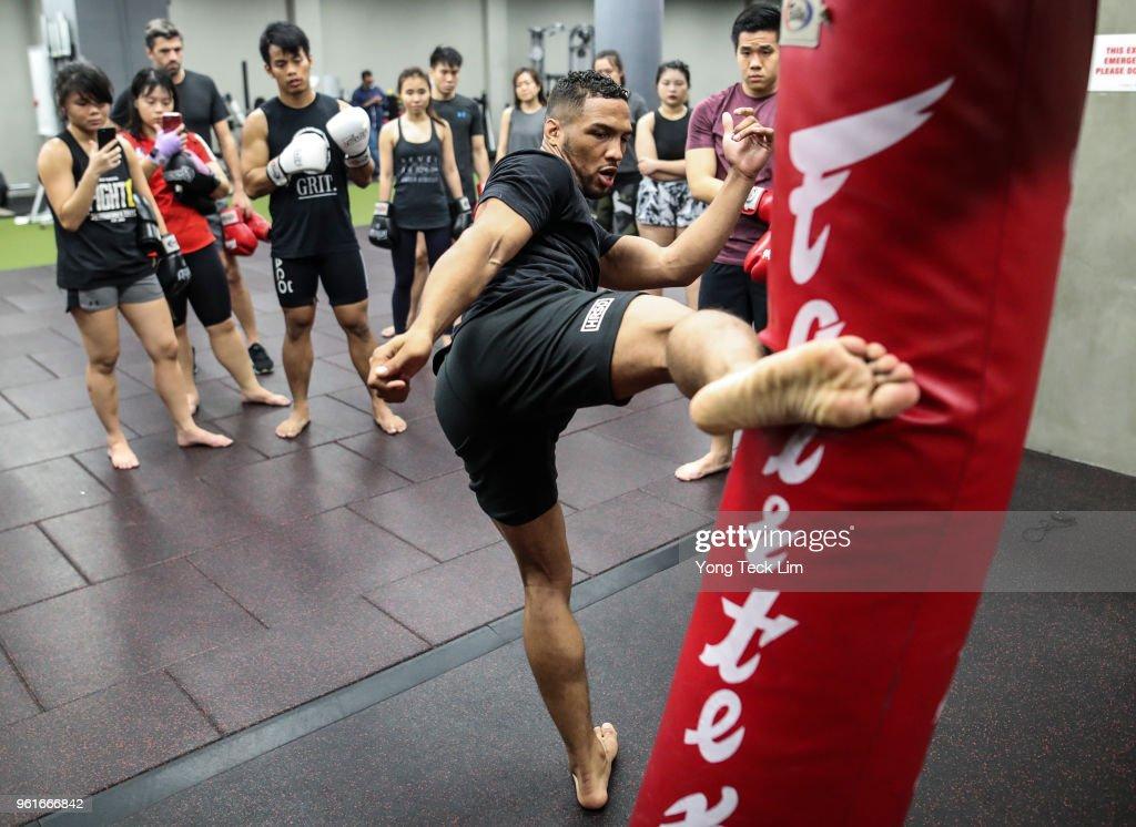 MMA Masterclass at TripleFit