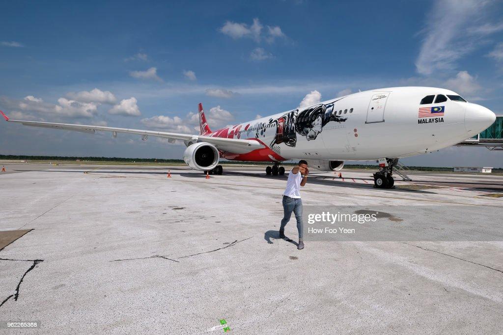 AirAsia Livery