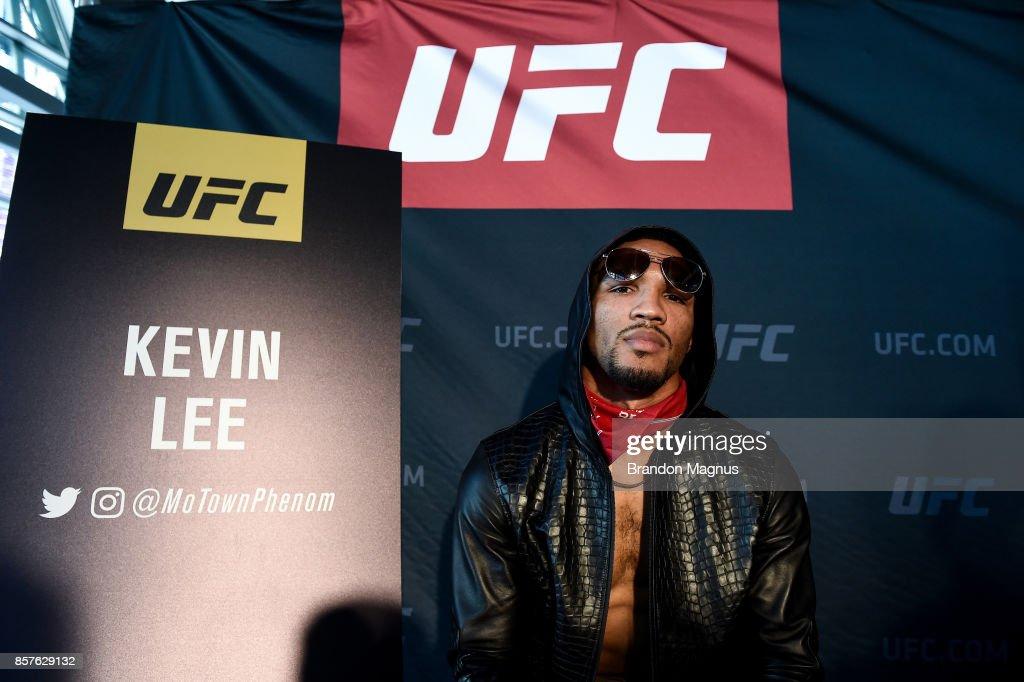 UFC 216: Ultimate Media Day