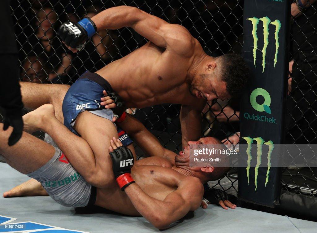 UFC Fight Night: Barboza v Lee : News Photo