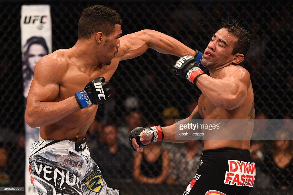 UFC Fight Night: Henderson v Thatch