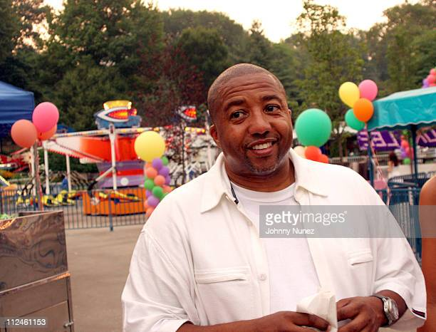 Kevin Liles during Kimora Lee Simmons and Russell Simmons Host Aoki Lee Simmons' 3rd Birthday at Wollman Rink Central Park Theme Carnival in New York...