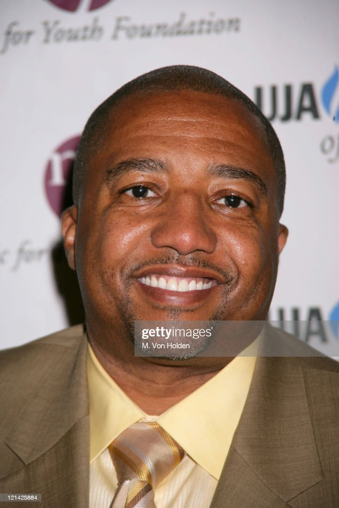 Kevin Liles during New York's Music Visionary Awards at Pierre Hotel Ballroom in New York, New York, United States.