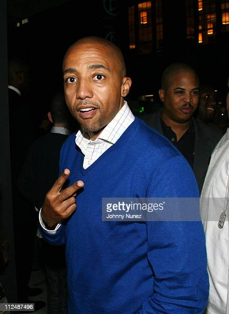 Kevin Liles during Sean 'Diddy' Combs 'Press Play' CD Listening Party and Andre Harrell Birthday Party September 25 2006 at Tenjune in New York City...