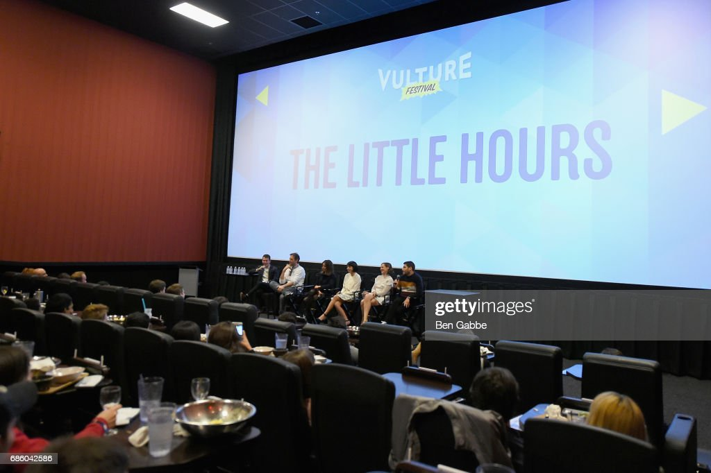 Vulture Festival - Alamo Drafthouse Theater, Day 1 : News Photo