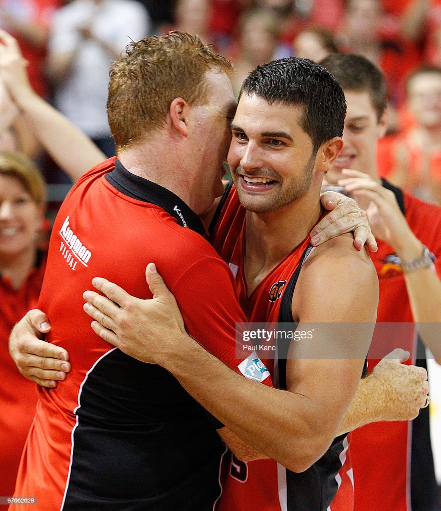 NBL Grand Final Series - Wildcats v Hawks: Game 3 : News Photo