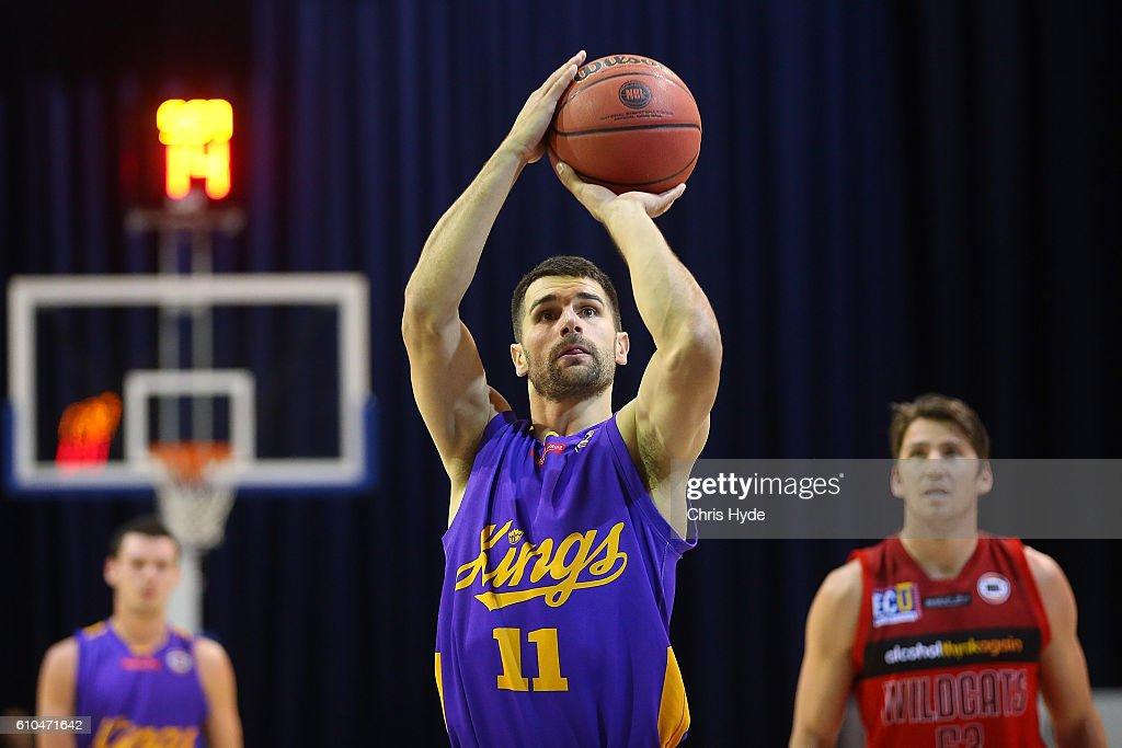 Australian Basketball Challenge : News Photo