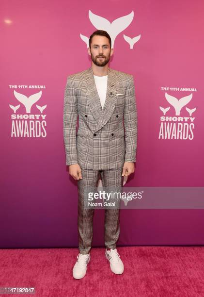 Kevin Love attends the 11th Annual Shorty Awards on May 05 2019 at PlayStation Theater in New York City