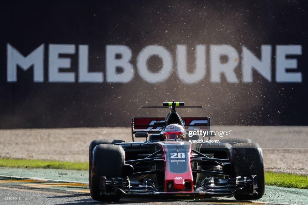 2017 Rolex Australian Formula 1 Grand Prix : News Photo