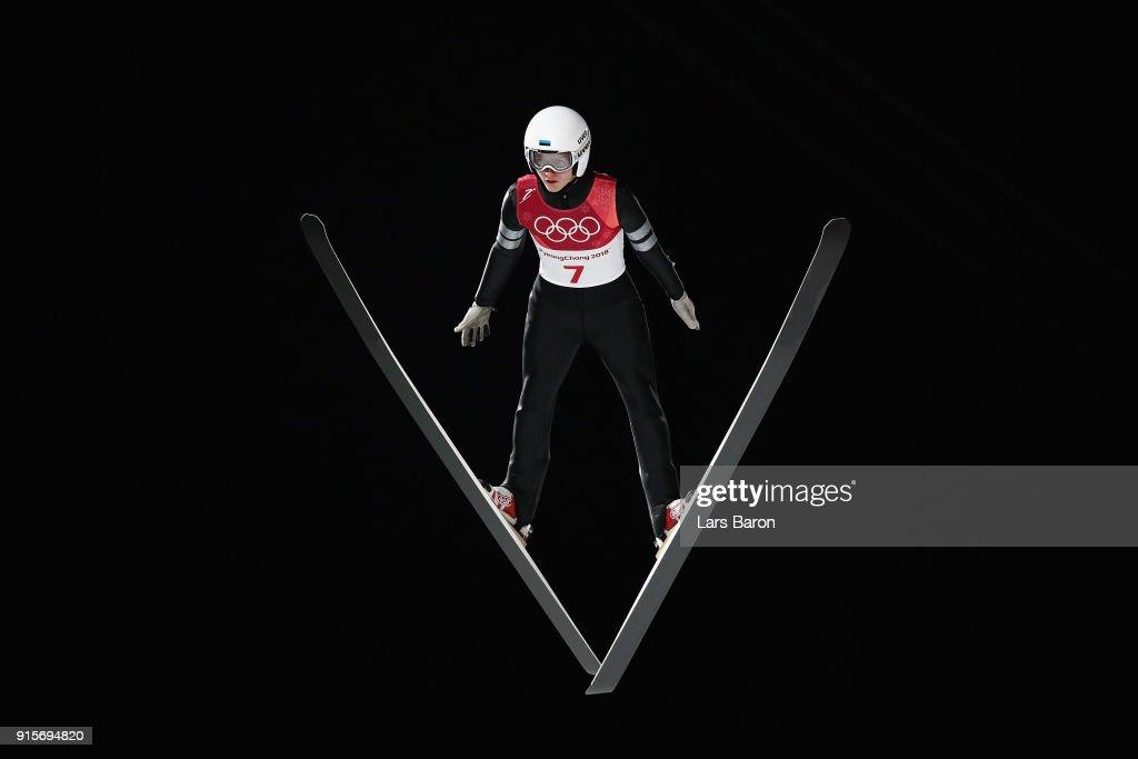 Ski Jumping - Winter Olympics Day -1 : News Photo
