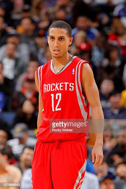 Kevin Martin of the Houston Rockets gets ready to take on the Golden State Warriors on December 20 2010 at Oracle Arena in Oakland California NOTE TO...