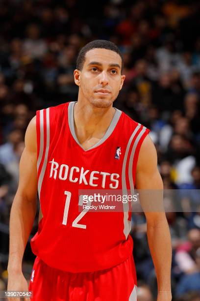 Kevin Martin of the Houston Rockets plays in a game against the Golden State Warriors on February 12 2012 at Oracle Arena in Oakland California NOTE...