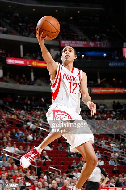 Kevin Martin of the Houston Rockets shoots the ball against the Boston Celtics on March 18 2011 at the Toyota Center in Houston Texas NOTE TO USER...