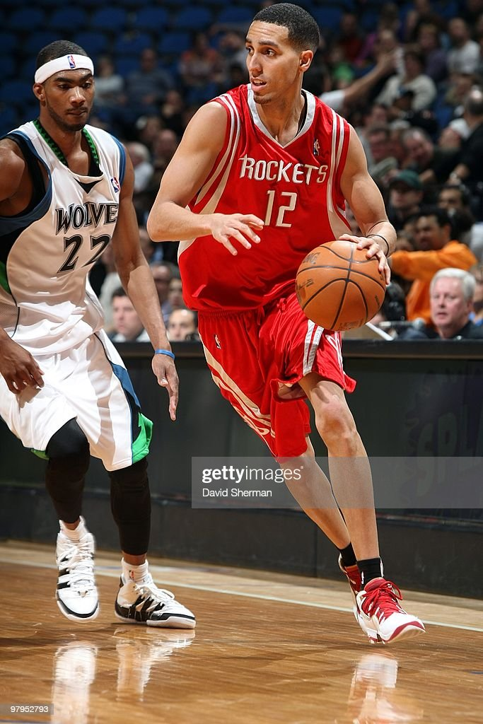 Houston Rockets v Minnesota Timberwolves