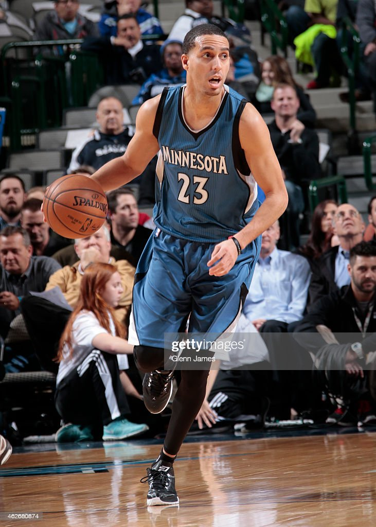 Minnesota Timberwolves v Dallas Mavericks : News Photo