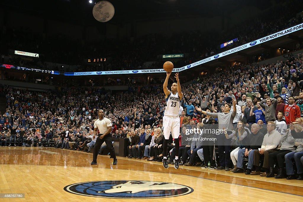 Chicago Bulls v Minnesota Timberwolves : News Photo