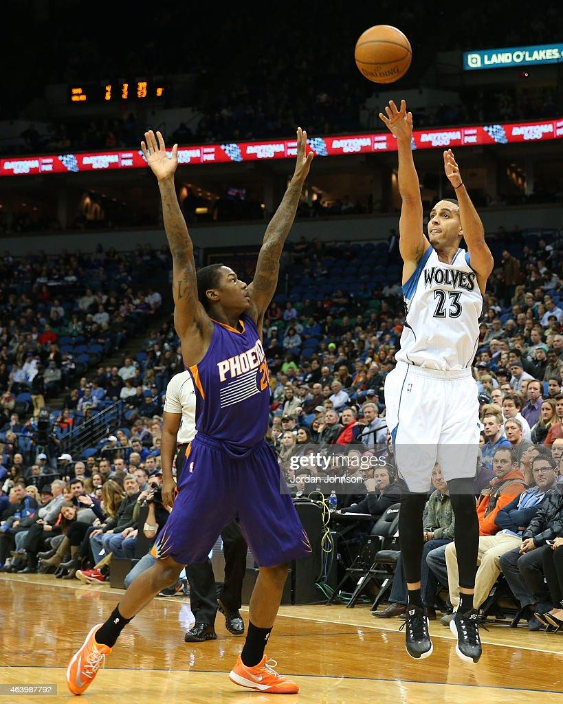 Phoenix Suns v Minnesota Timberwolves : News Photo