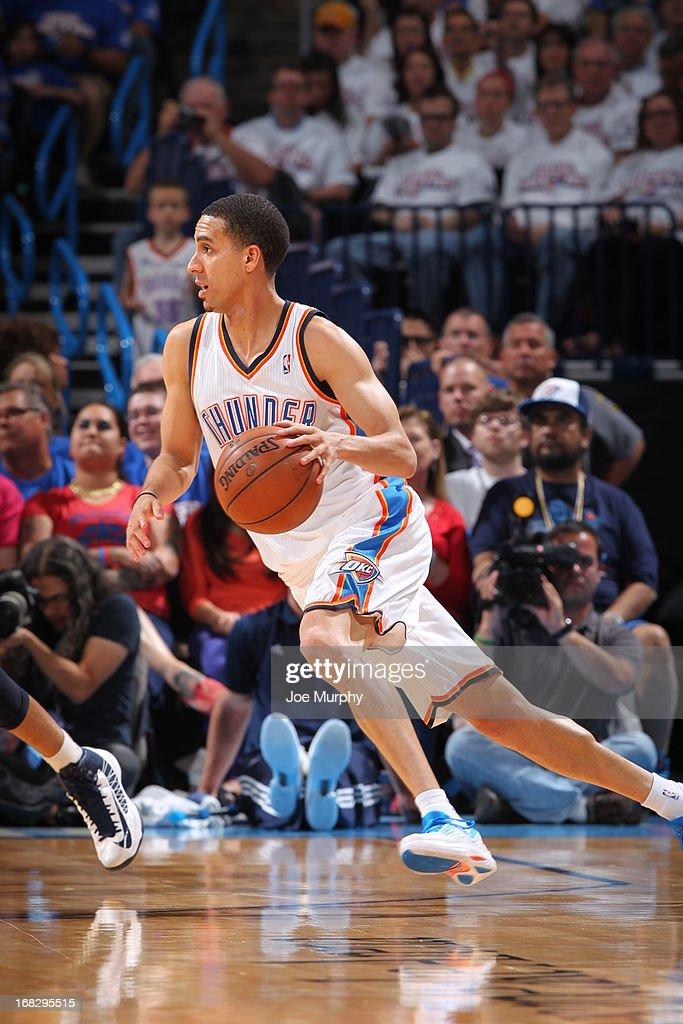 Memphis Grizzlies v Oklahoma City Thunder -Game Two : News Photo