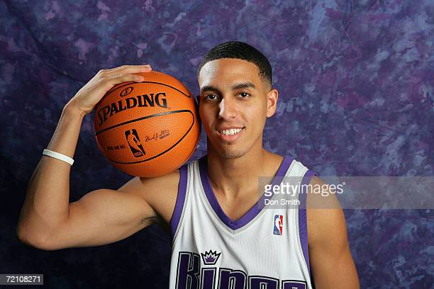 Kevin Martin of the Sacramento Kings poses during NBA Media Day on October 2 2006 in Sacramento California NOTE TO USER User expressly acknowledges...