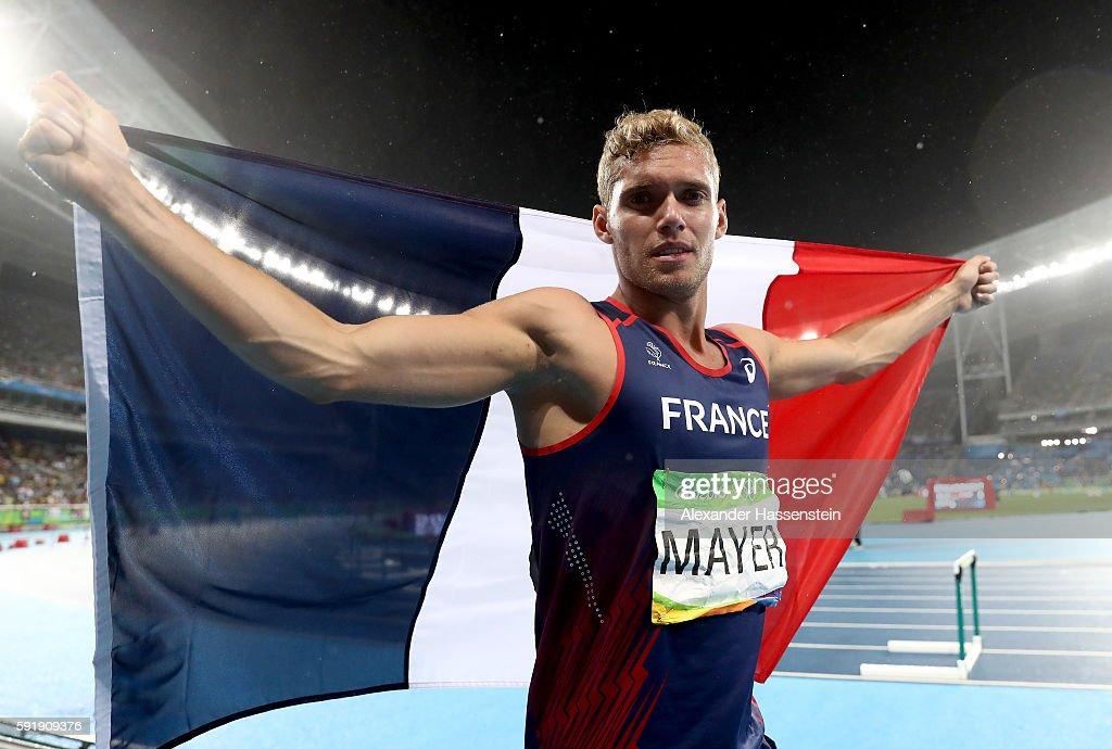Athletics - Olympics: Day 13 : ニュース写真