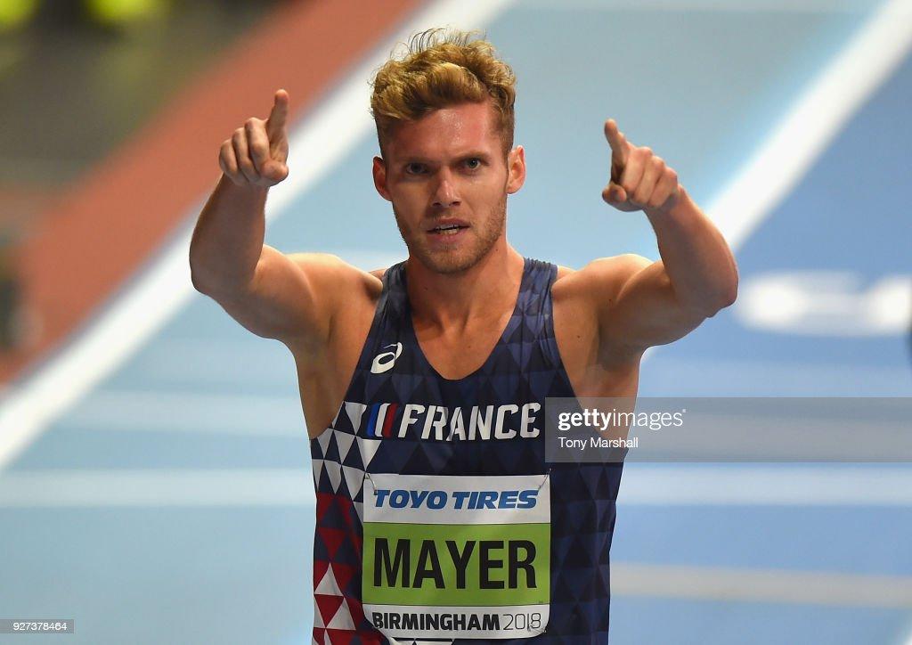 IAAF World Indoor Championships - Day Three : ニュース写真