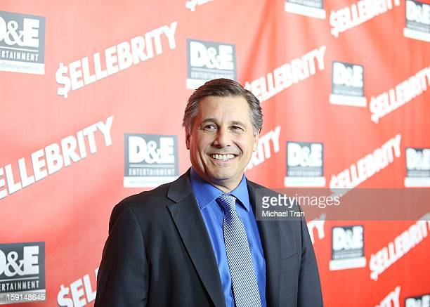 Kevin Mazur arrives at the Los Angeles premiere of $ellebrity held at Chinese 6 Theatres on January 8 2013 in Los Angeles California