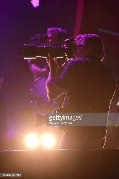 Kevin Mazur photographs the 2018 Global Citizen Concert at Central Park Great Lawn on September 29 2018 in New York City