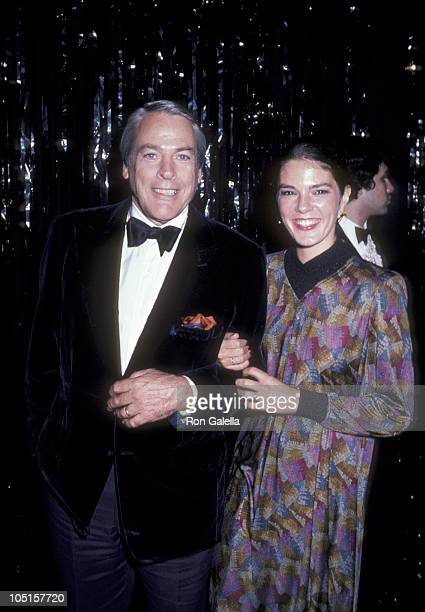 Kevin McCarthy and wife Kate Crane during Bob Hope's 30th Anniversary Party at NBC's Burbank Studio in Burbank California United States
