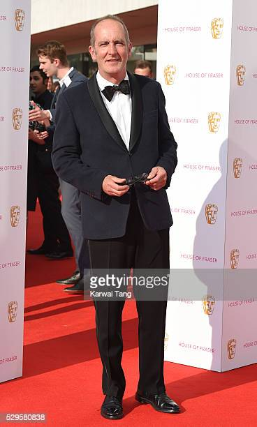 Kevin McCloud arrives for the House Of Fraser British Academy Television Awards 2016 at the Royal Festival Hall on May 8, 2016 in London, England.