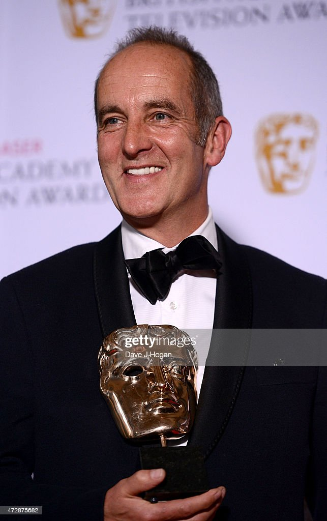 House Of Fraser British Academy Television Awards - Winners Room : News Photo