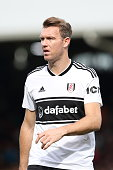 london england kevin mcdonald fulham during