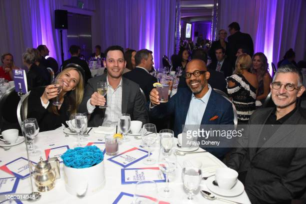 Kevin McDowell attends the March of Dimes Signatures Chefs Auction Los Angeles on October 11 2018 in Beverly Hills California