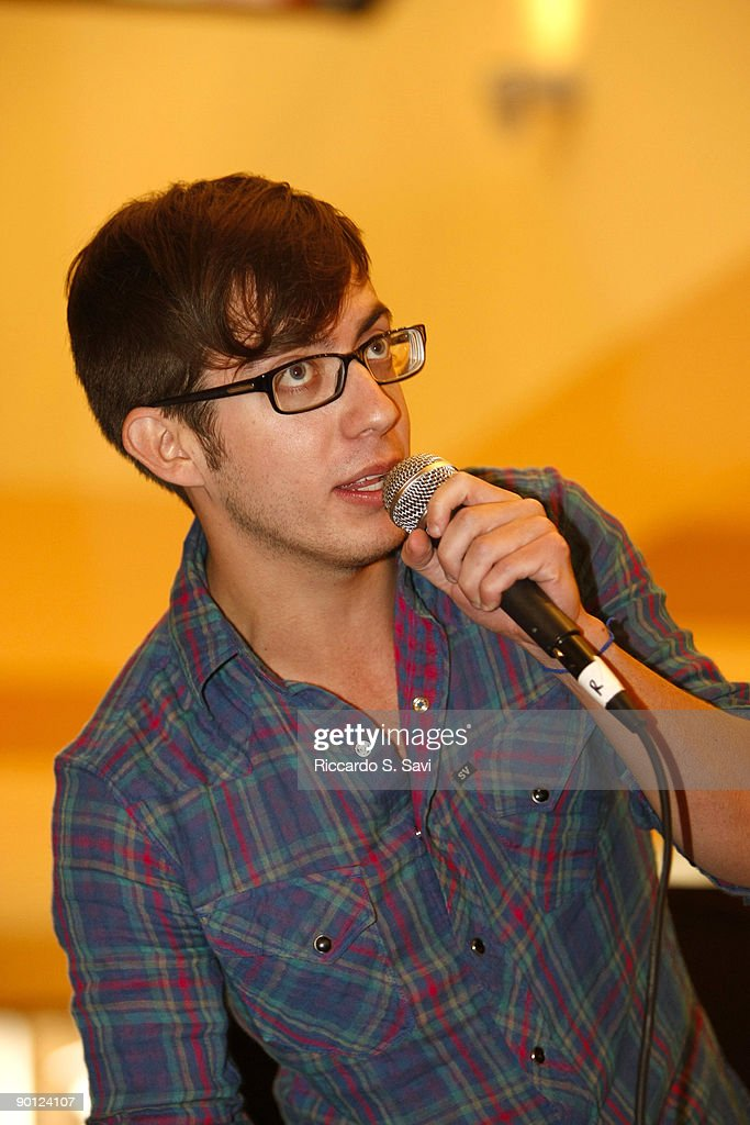 Fox presents the glee mall tour denver photos and images getty kevin mchale of fox tvs show glee attends a meet and greet m4hsunfo Images
