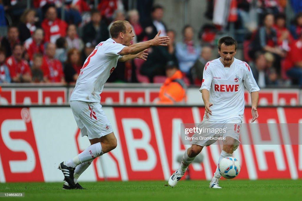 1. FC Koeln v 1. FC Nuernberg  - Bundesliga