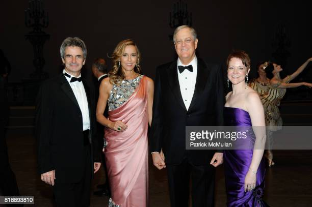 Kevin McKenzie Julia Koch David Koch and Rachel Moore attend AMERICAN BALLET THEATRE Celebrates the opening of their 70th Anniversary Season with...
