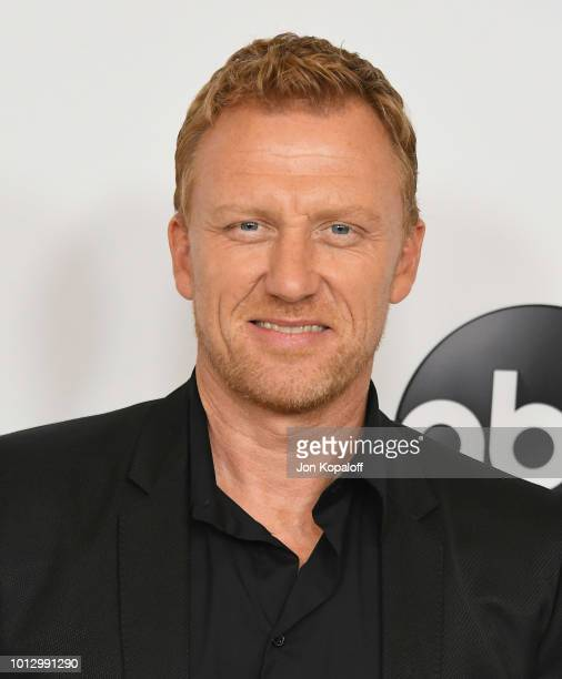 Kevin McKidd attends Disney ABC Television Hosts TCA Summer Press Tour at The Beverly Hilton Hotel on August 7 2018 in Beverly Hills California