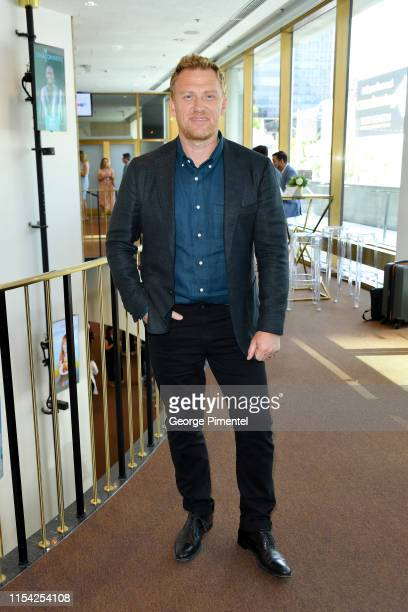 Kevin McKidd attends the CTV Upfront 2019 at Sony Centre For Performing Arts on June 06 2019 in Toronto Canada