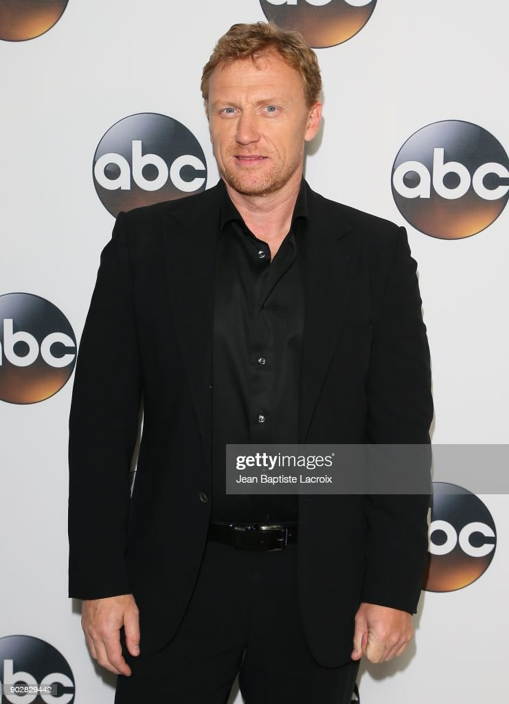 Kevin McKidd attends the Disney ABC Television Group Hosts TCA Winter Press Tour 2018 on January 8, 2018 in Pasadena, California.