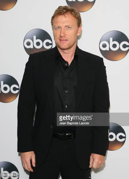 Kevin McKidd attends the Disney ABC Television Group Hosts TCA Winter Press Tour 2018 on January 8 2018 in Pasadena California