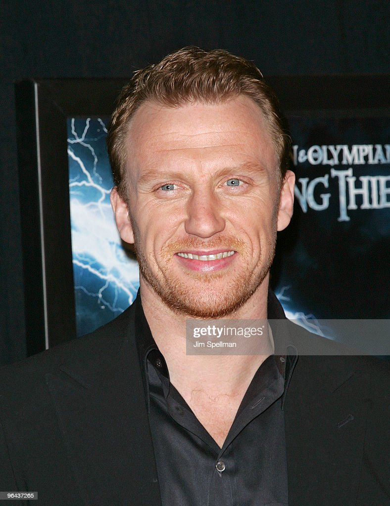Kevin McKidd attends the premiere of 'Percy Jackson & The Olympians: The Lightning Thief' at AMC Lincoln Square on February 4, 2010 in New York City.