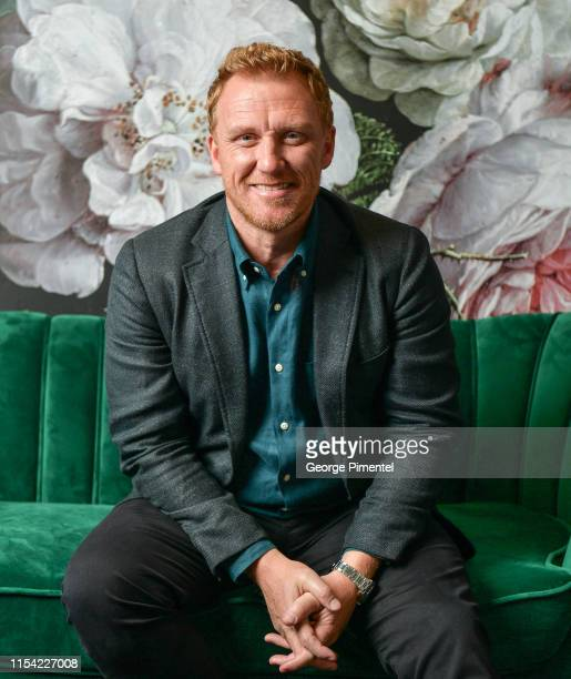 Kevin McKidd poses at the CTV Upfront Portrait Studio at Sony Centre For Performing Arts on June 06 2019 in Toronto Canada
